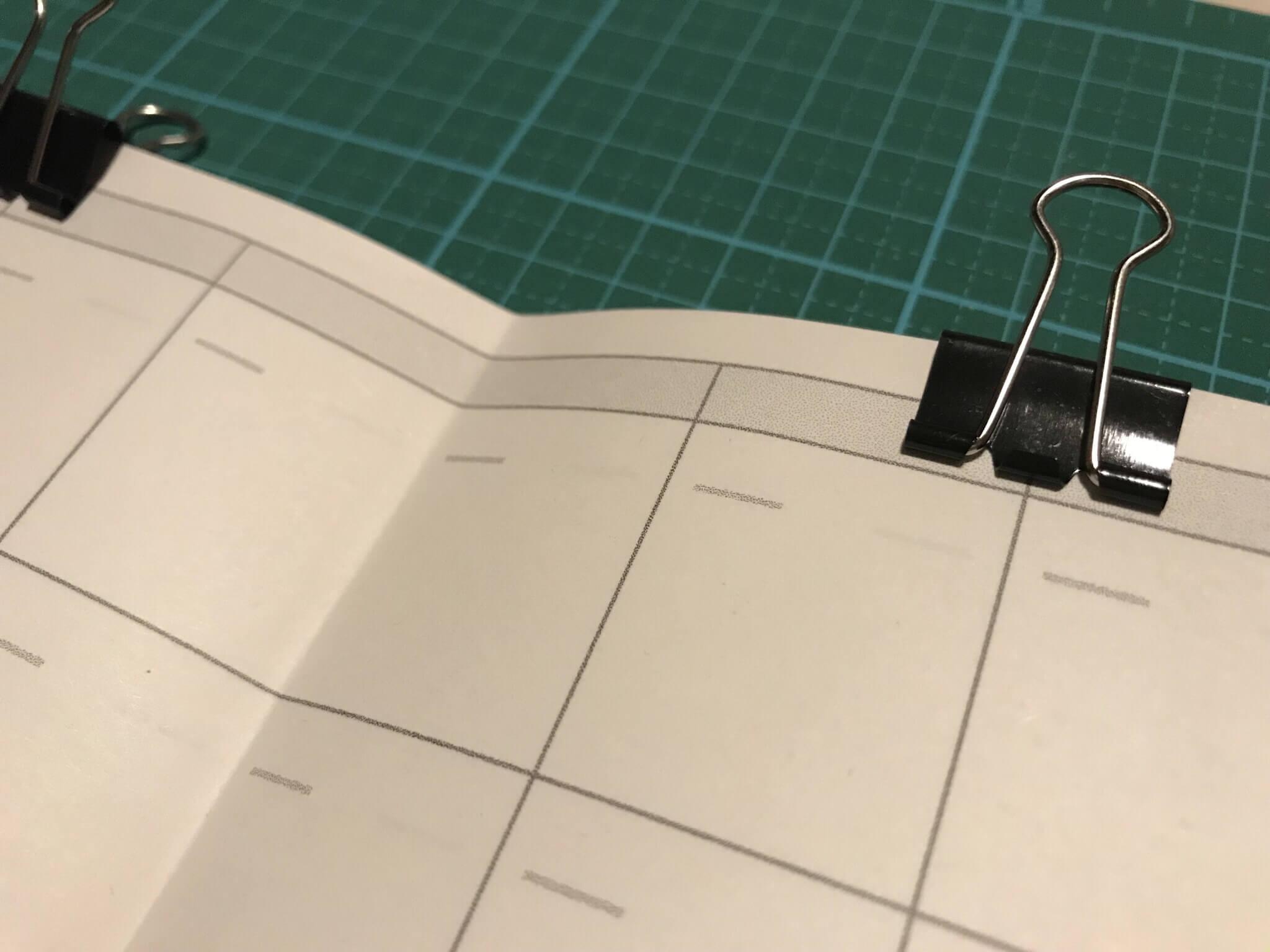 【月間フリーPDF付き】トラベラーズノートの自作リフィル作成手順